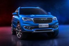 捷途X70S官图发布 定位中型SUV/本月上市