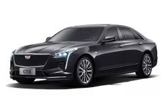 新款凯迪拉克CT6官图发布 广州车展首发