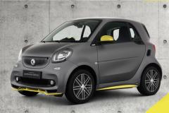 smart特别版车型上市 限量110台/售17.5888万起