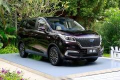 欧尚COSMOS(科尚)正式亮相 广州车展启动预售