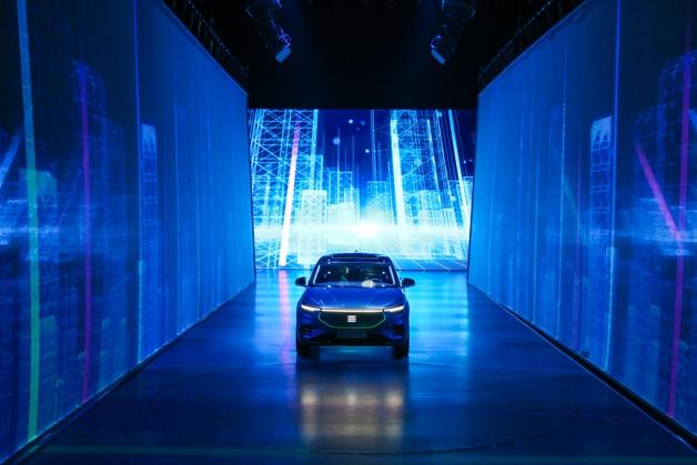 汽车新势力:电咖跑得最快    两大品牌、两大技术路线齐上
