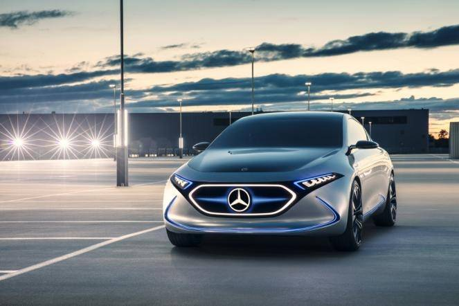 为国产化添砖加瓦  奔驰全新车系加快纯电动布局