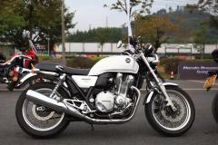 玩转本田大排摩托车,原来有这么多技巧