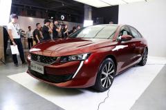 2018广州车展:标致全新508L首发亮相