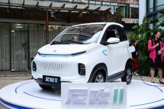 2018广州车展:长安欧尚尼欧II预售8.88万元起