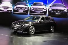 2018广州车展:新款进口C级售36.38万起