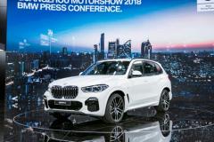 2018广州车展:全新一代宝马X5正式开启预售