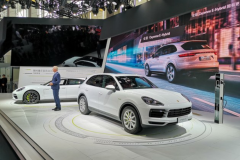 2018广州车展:新款保时捷Cayenne上市售91.80万元起