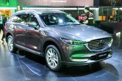 2018广州车展:马自达CX-8预售26-34万元