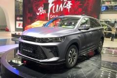 2018广州车展:斯威G01 F正式上市