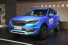 2018广州车展:捷途X70S预售9-13万元