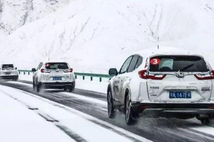 回顾|从西北沙漠到雪域高原,与2019款CR-V 一起跋涉5000公里