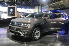 2018广州车展:新款途昂上市售30.89万起