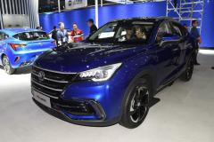 2018广州车展:长安全新SUV车型CS85正式发布