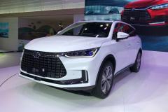 2018广州车展:全新唐EV补贴后预售26-36万元