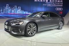 2018广州车展:全新奥迪A6L正式亮相