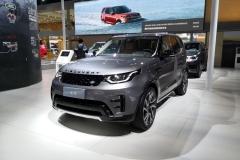 2018广州车展:新款路虎发现上市 售68.80-95.98万元