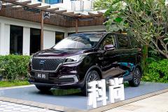 2018广州车展:欧尚COSMOS(科尚)预售9.98万元起