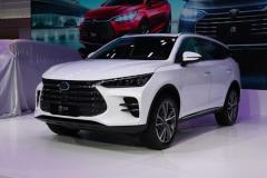 2018广州车展:比亚迪唐5座版上市售12.99万元起