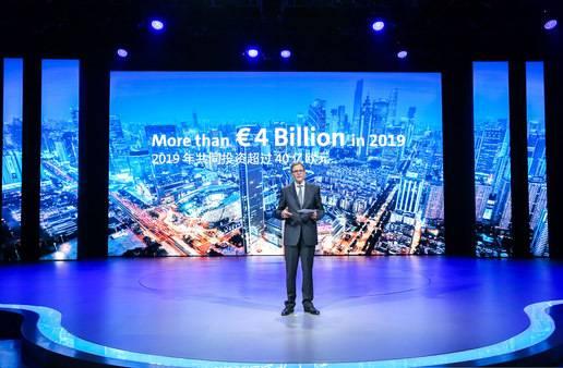 """明年 这40亿欧元""""砸""""下去 大众汽车领跑车市 稳稳哒!"""