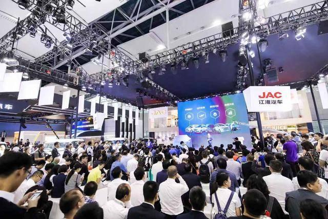 瑞风S4指导价6.78-9.88万,江淮汽车广州车展掀开智能化新篇章