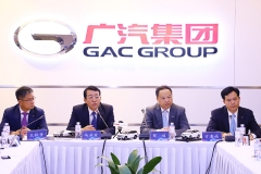 冯兴亚:车市遇冷,广汽集团做好两手准备,对未来充满信心