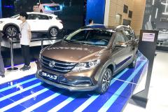 2018广州车展:东风风神全新AX3售6.39万起