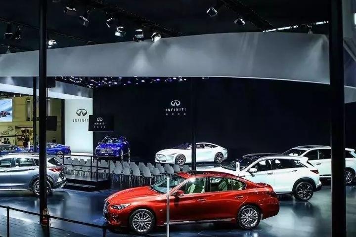 英菲尼迪携全新QX50、Q Inspiration概念车等车型亮相广州车展