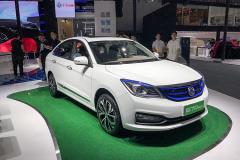 2018广州车展:东风风神E70 500补贴前售22.68万起