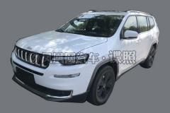 Jeep指挥官PHEV车型谍照曝光 预计明年正式上市