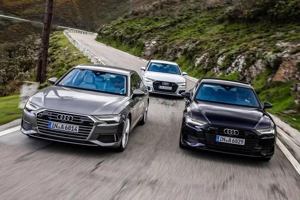 奥迪要发力了!除了全新A6L、A7还有10多款新能源车要来了!