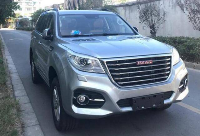 中国硬派SUV的图腾,哈弗H9赢得用户认可的秘诀何在?