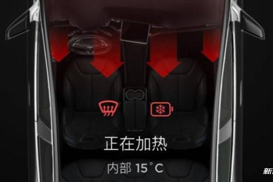 冬季续航直接减半!电动汽车为啥这么怕冷?