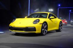 解读全新一代保时捷911 Carrera S 历久·弥新