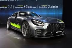 新款AMG GT R Pro发布 同家族最强版本