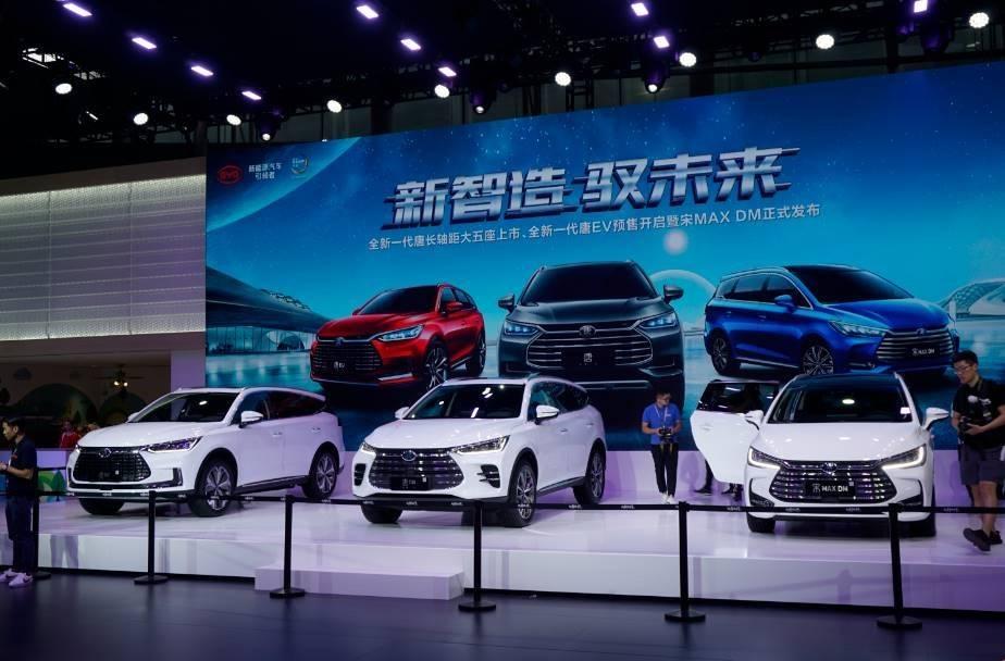 燃油车稳步前进,新能源后来居上,从广州车展看自主品牌的崛起!