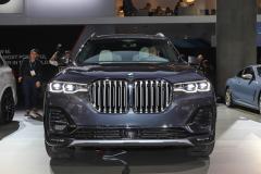 图解宝马新旗舰SUV 不止于大/定义豪华新标准