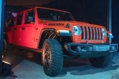 【洛杉矶车展】Jeep重量级皮卡Gladiator洛杉矶车展亮相