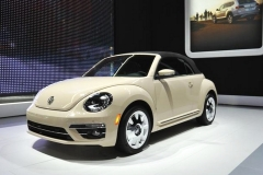 【洛杉矶车展】甲壳虫粉丝们,来看看它的告别之作