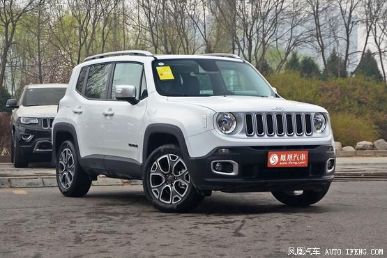 Jeep自由侠最高优惠2万元 店内现车销售