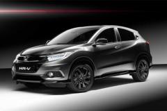 本田HR-V Sport官图发布 预计明年春季欧洲发售