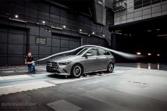 2019款奔驰B级明年初首发德国 起售价合24.8万元