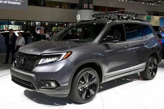 路咖与车:本田新SUV如果来到中国 你还买丰田普拉多么?