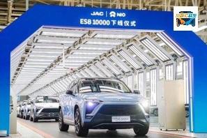 蔚来新车百公里加速不超5秒,但37万起的售价让消费者望而却步!