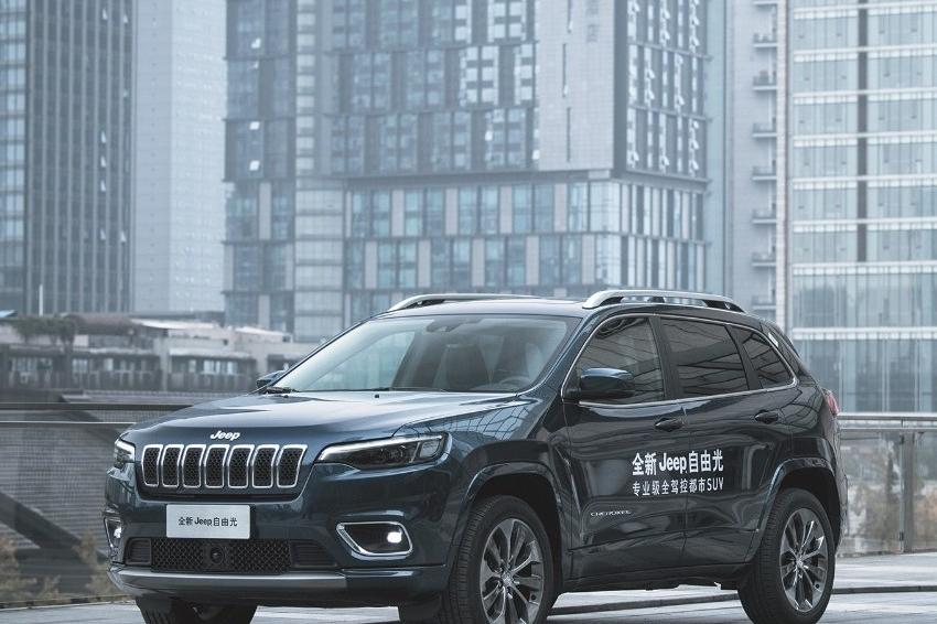 试驾新款Jeep自由光,当年的个性和棱角都被市场磨平了?