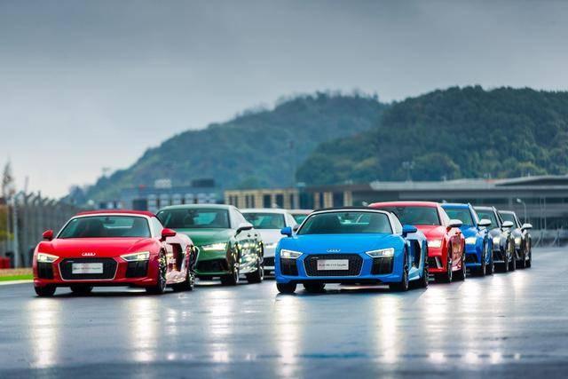 占弯唯王,多款Audi Sport高性能车型的驾控之旅