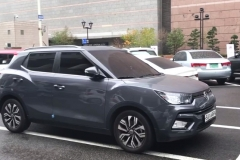 静态体验韩国最畅销小型SUV双龙蒂维拉