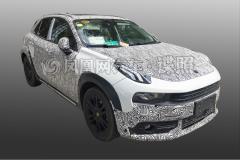 领克02 HEV车型谍照曝光 预计明年秋季上市