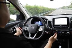 长安IACC自动驾驶系统深度体验 对未来充满了希望