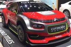 广州车展,体验雪铁龙C3 WRC